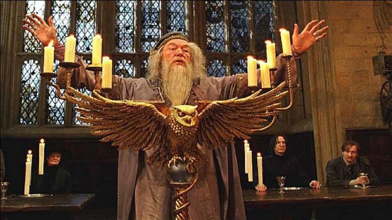 Quels sont les noms de Dumbledore ?