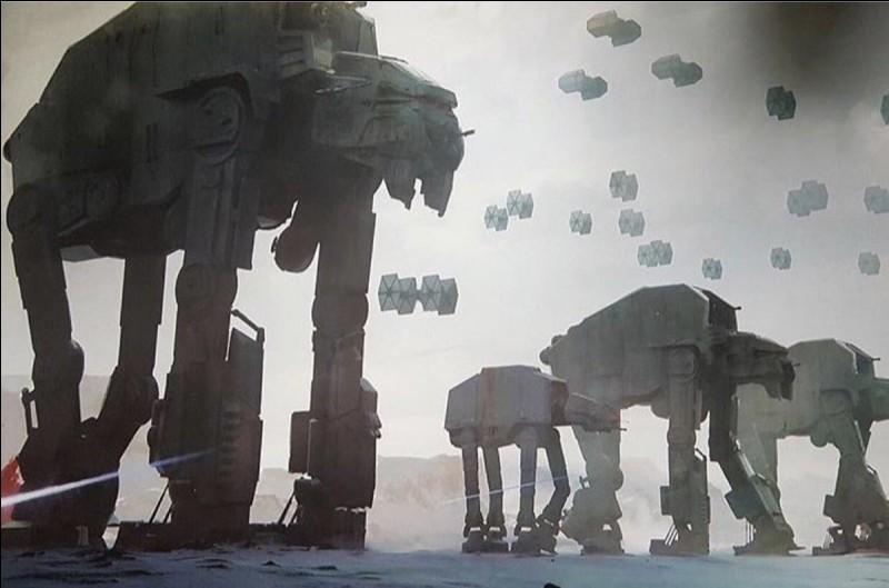 Comment se nomment les nouveaux transports blindés de combat du Nouvel Ordre ?