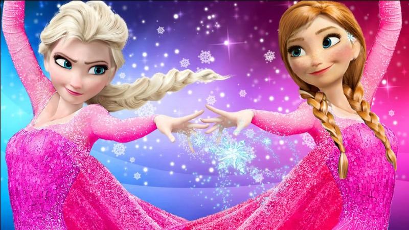 Et finalement, préfères-tu Anna ou Elsa ?