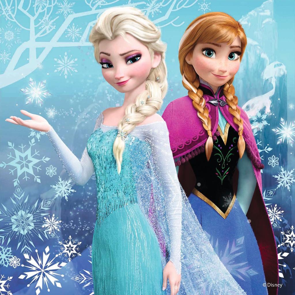 Es-tu plutôt Elsa ou Anna ?