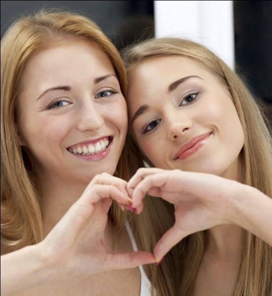 Finalement avec qui aimerais-tu avoir des bonnes relations amicales ?