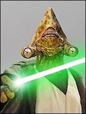 Comment s'appelle ce membre du Haut Conseil de l'Ordre Jedi à l'époque de la guerre des clones ?