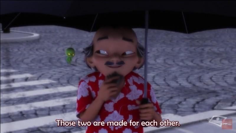 Comment Marinette et Adrien ont-ils reçu leurs bijoux pour se transformer ?