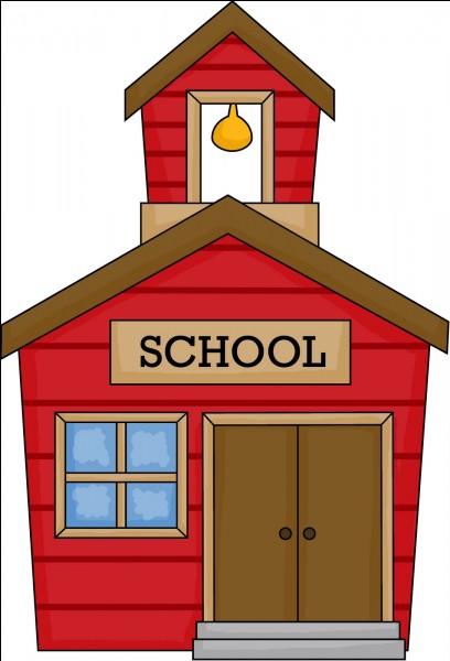 Tu rentres dans l'école, prêt pour une nouvelle journée. Que fais-tu en premier ?