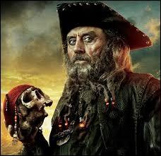 Quel était le nom du navire de Barbe-Noire ?