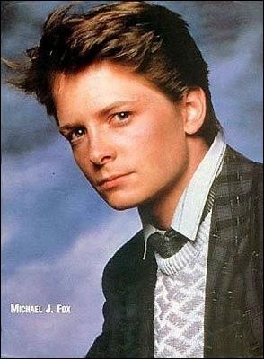 Combien de rôles Michael J. Fox (Marty) a-t-il joué dans le film ?