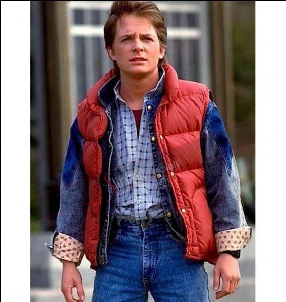 Quel est le nom de famille du personnage principal : Marty ?