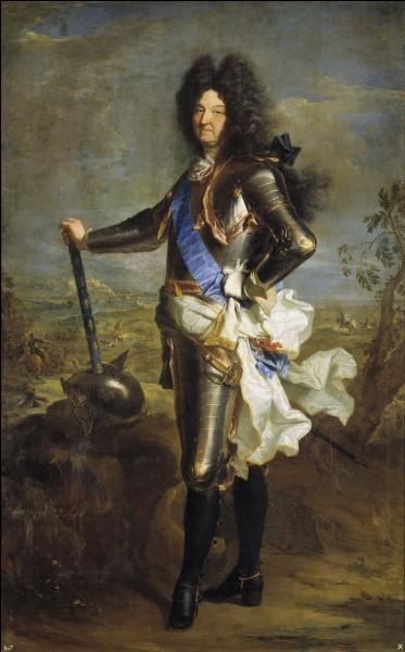 Quelle phrase très importante Louis XIV murmura-t-il avant de mourir ?