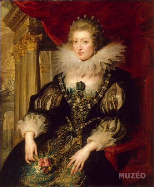 Anne d'Autriche, la mère de Louis XIV a péri en 1660 à l'âge de 64 ans. De quoi est-elle morte ?