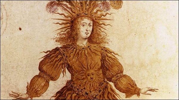 Louis XIV a joué, enfant, avec une fille de ''domestique''.Comment le surnommait-elle ?