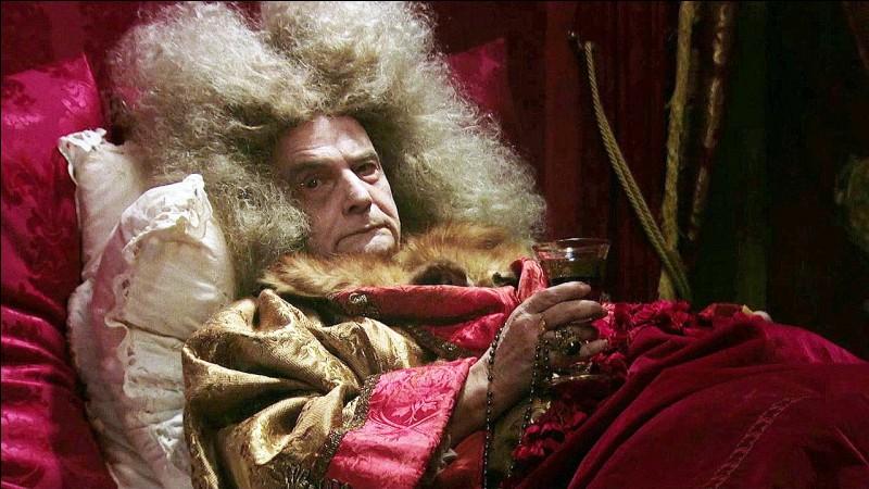 De quoi Louis XIV est-il mort ?