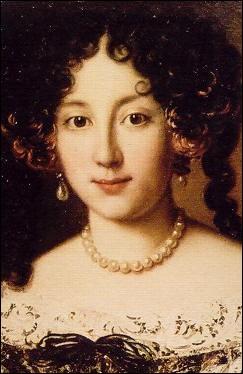 Qui est la seule femme qui a aimé louis XIV comme un homme et non comme un roi ?