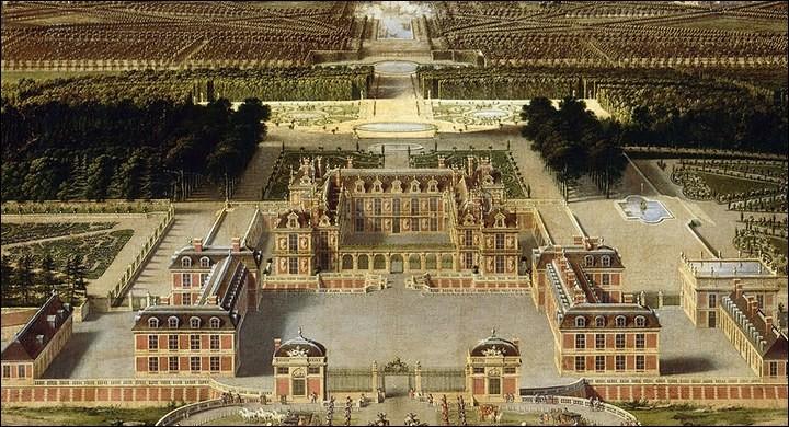En quelle année et quel jour du mois de mai, Louis XIV décida de s'installer à Versailles définitivement ?
