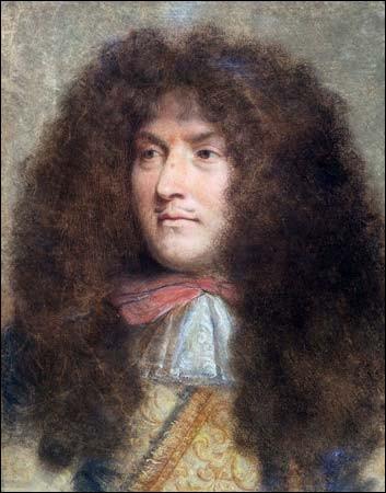 Louis XIV avait une devise. Laquelle ?
