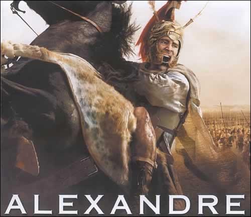 Quel fleuve né dans l'Himalaya, Alexandre le Grand atteint-il pour fonder son immense empire ? (film d'Oliver Stone en 2004)