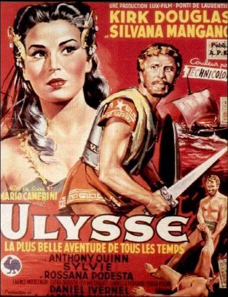 """Où Pénélope attend-elle son époux dans le film """"Ulysse"""" de Mario Camerini, en 1953 ?"""