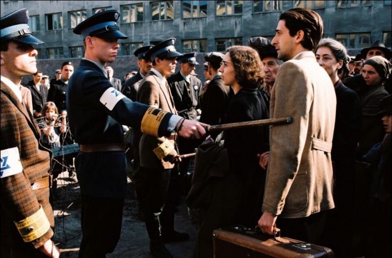 """Où se déroule """"le Pianiste"""" tourné par Polanski en 2001 ?"""