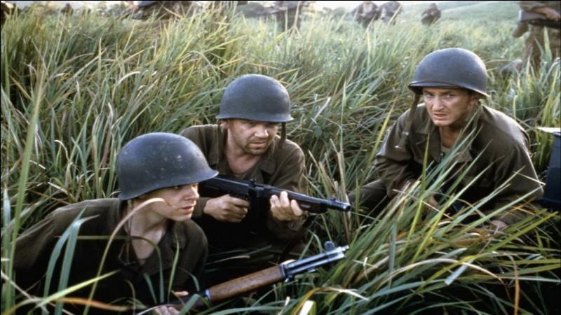 """""""La ligne rouge"""", réalisé en 1998, évoque une bataille de la seconde guerre mondiale. Laquelle ?"""