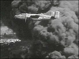 """A quel moment de la guerre se situe l'action de """"Trente secondes sur Tokyo"""" ?"""