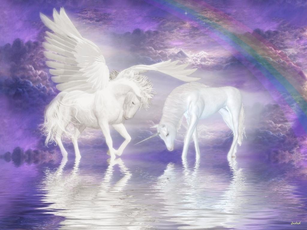 Licorne, cheval ou pégase ?