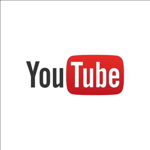 Celui qui l'accompagne a-t-il une chaîne YouTube ?