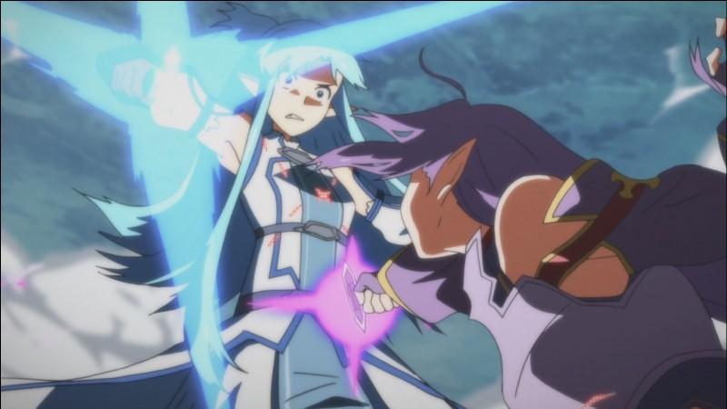 Combien de coups comporte l'attaque créée par Yuuki ?
