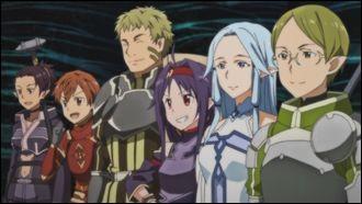 Comment s'appelle la guilde de Yuuki ?