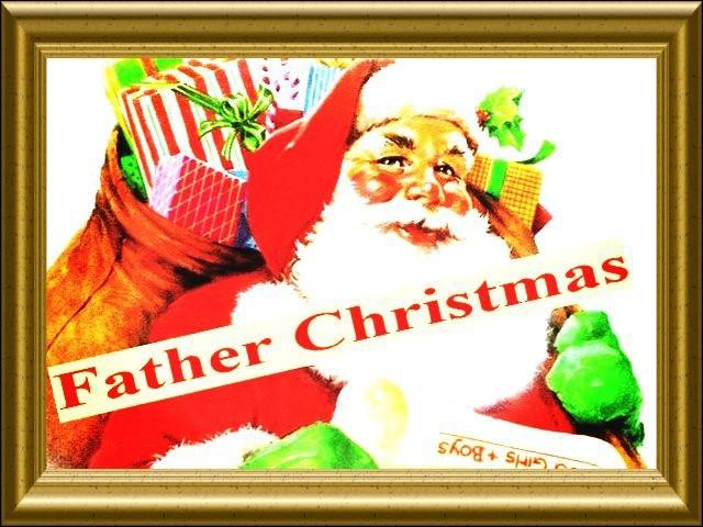 Noël approche à grands pas. Durant cette fête, qui porte un manteau principalement rouge avec un peu de blanc ?