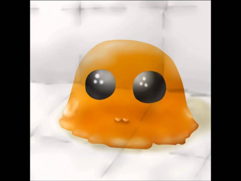 Qui est le globe orange trop chou et gentil ?