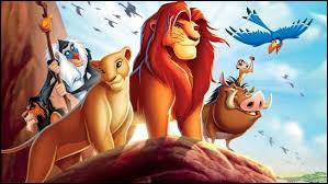 """Disney : Dans le """"Roi Lion"""", comment s'appelle le phacochère ?"""
