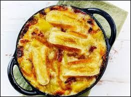 Cuisine : Quel fromage est utilisé dans la recette traditionnelle de la Tartiflette ?