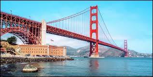 Monument : Dans quel État des États-Unis se trouve le Golden Gate Bridge ?