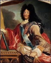 Histoire : Quel est le surnom de Louis XIV ?