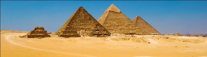 Quelle est la capitale de l'Égypte ?