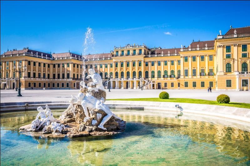 Quelle est la capitale de l'Autriche ?