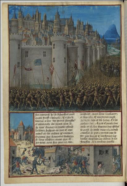 Ce siège d'Antioche par les Croisés dure d'octobre 1097 à juin 1098. Qui détenait alors la ville ?