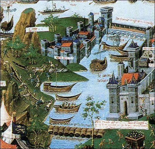 Constantinople a connu plus de vingt sièges dans son histoire. Quelle est la date du dernier ?