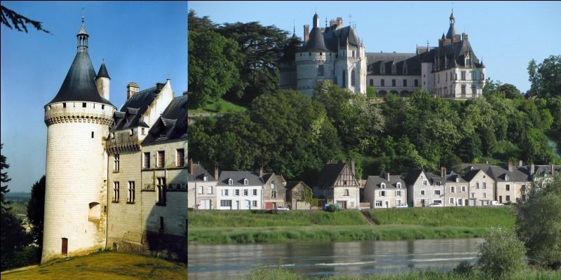 Ce château a l'aspect d'une forteresse du médiéval. Il a été détruit puis a été reconstruit sous sa forme actuelle. Actuellement, il est connu pour accueillir le « festival international des jardins ». Honoré de Balzac le fait apparaître dans son roman sur Catherine de Médicis.Quel est ce château ?