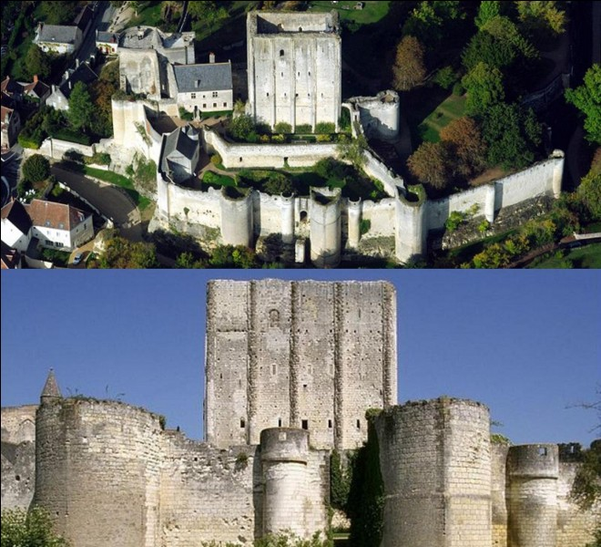 La construction de ce château a commencé au Xe siècle (donjon) et reprendra au XIIe siècle (remparts). Pendant la majeure partie de son histoire, il servira de prison.Quel est ce château ?