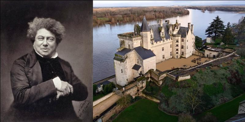 François Rabelais, Gustave Flaubert et, surtout, Alexandre Dumas père parlèrent de ce lieu dans leurs romans. Depuis 2016, il accueille un musée d'art contemporain.Quel est ce château ?