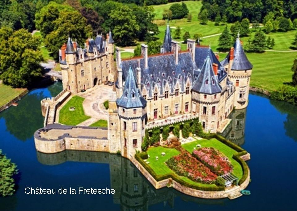 Les châteaux de France – Les châteaux de la Loire !
