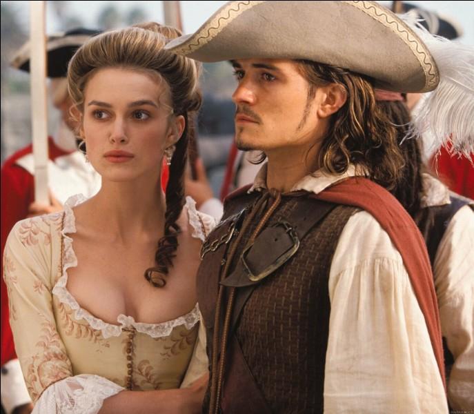 Où Will et Elizabeth se marient-ils dans le troisième opus ?