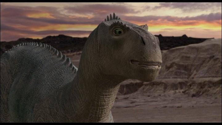 """Comment s'appelle le personnage principal dans le Disney """" Dinosaure"""" ?"""