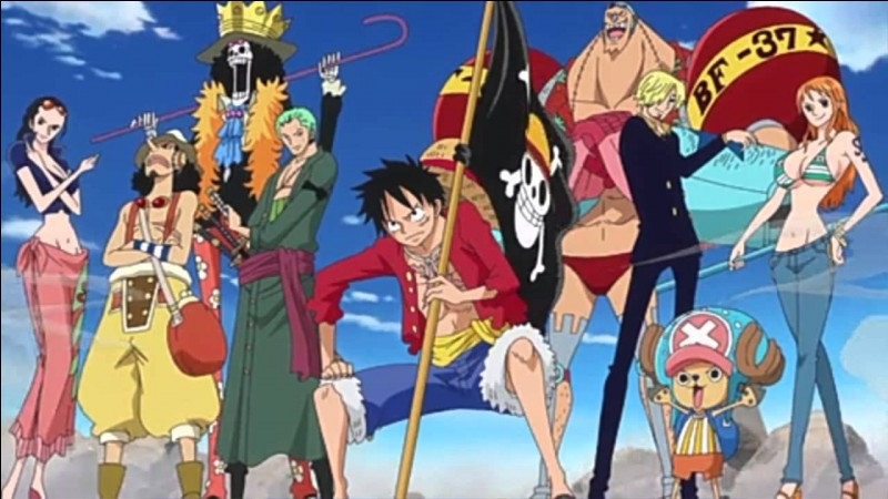 Combien de membres Luffy a-t-il recruté sur East Blue ?