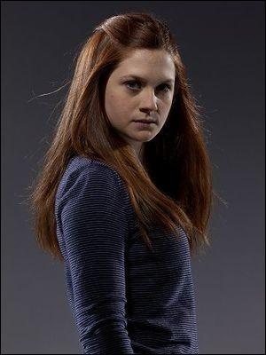 Ginny Weasley dans ''Harry Potter et la Chambre des secrets''
