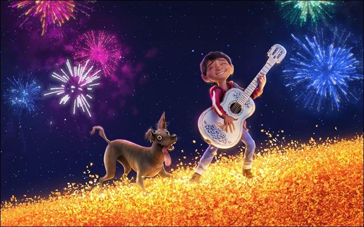 En France métropolitaine, quel jour de 2017 est sorti au cinéma le film ''Coco'' des studios Disney ?