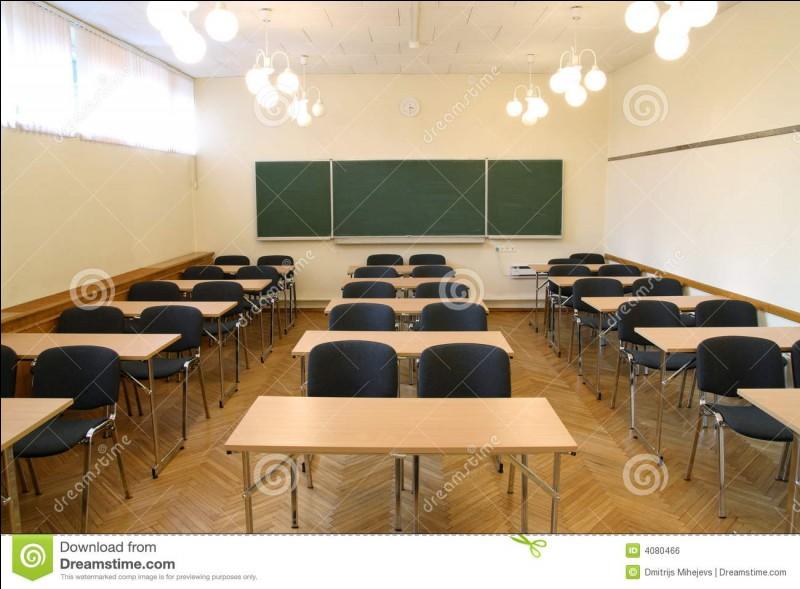 Comment te comportes-tu en classe ?