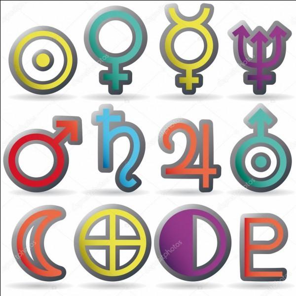 Quel symbole prendrais-tu ?