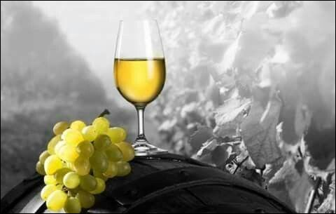 Puis un vin moelleux d'Alsace que j'apprécie particulièrement !