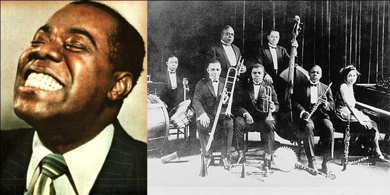Lettre « J » comme « Jazz » !Dans cette musique, on peut reconnaître plusieurs styles de cette musique. Il y a, par exemple, le style Nouvelle-Orléans, swing, be-bop, entre autres…A votre avis, qui a « inventé » le style « scat » ?